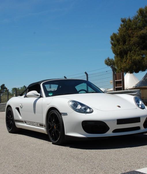 Porsche Boxter Spyder 1
