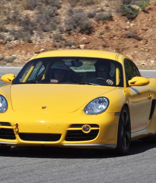 Porsche Cayman Cup 2