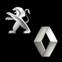 Peugeot & Renault