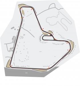 Le Luc Map